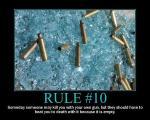 Rule#10